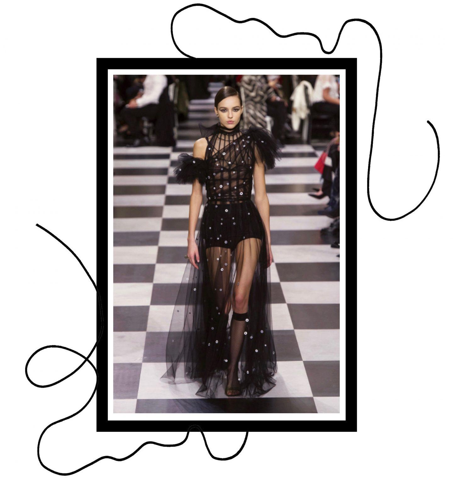 Dior Haute Couture Spring 2018 x The Style Memo Fashion Blogger