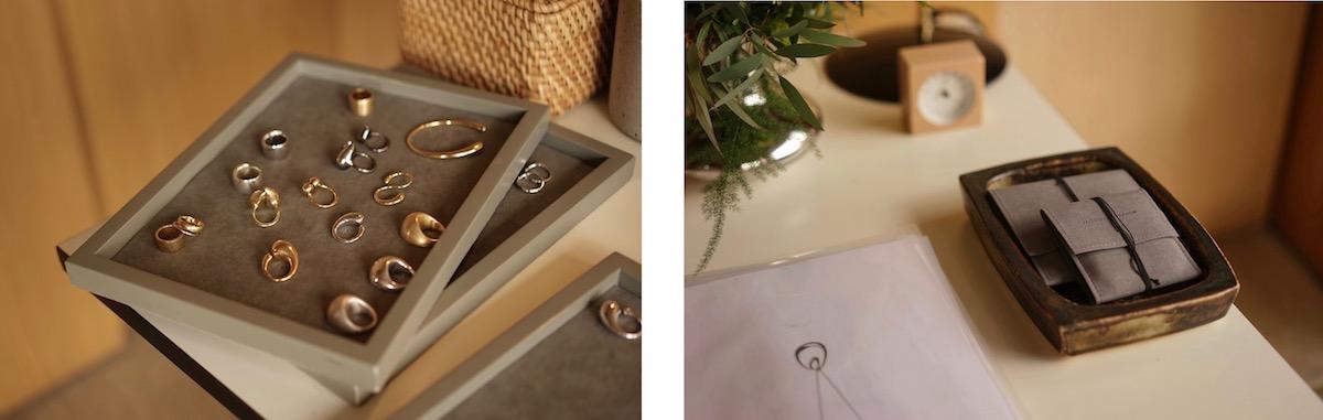 Georg Jensen Offspring Jewellery Collection Launch Jacqueline Rabun