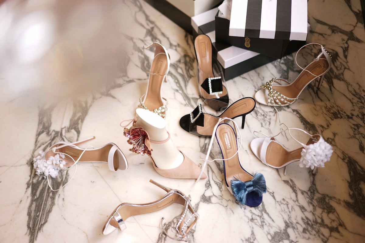 Aquazzura Wedding Shoes