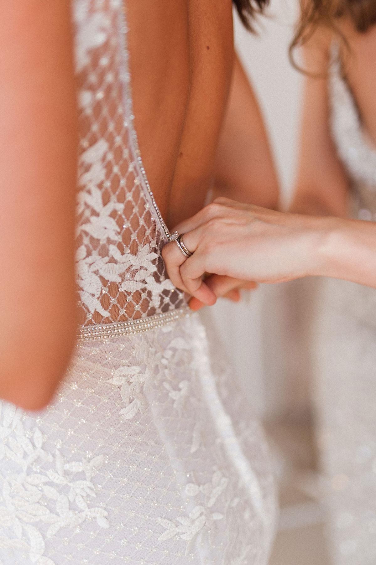 Ibiza Wedding Ca Na Xica Berta Couture Bride Dress
