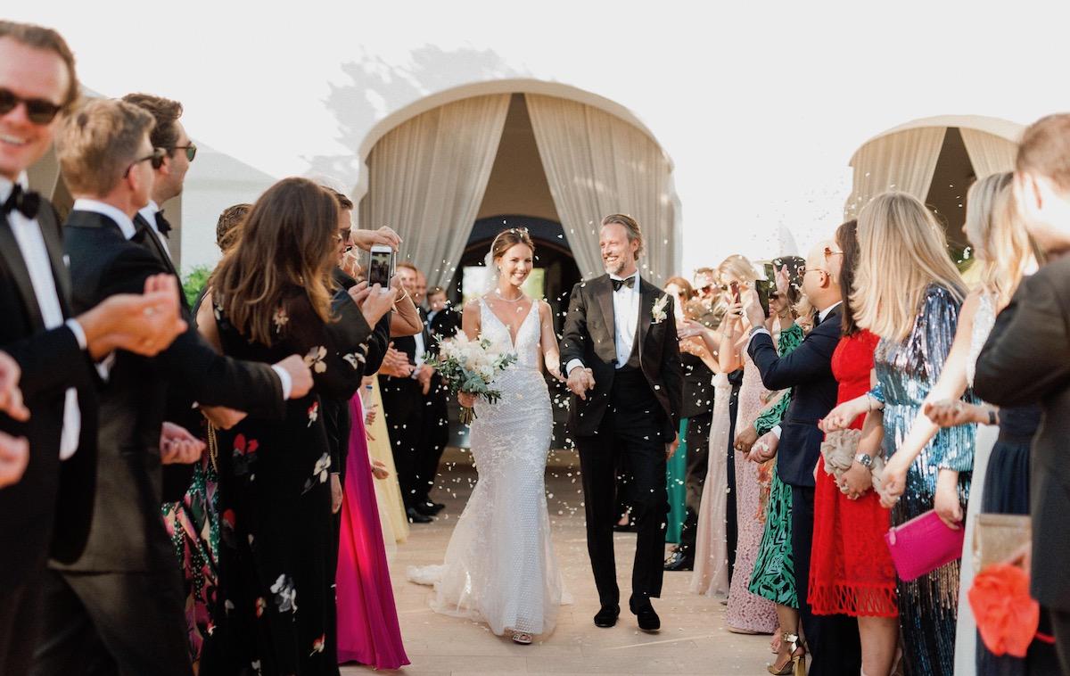 Ibiza Wedding Ca Na Xica Confetti