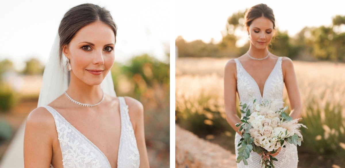 Ibiza Wedding Make Up Bridal Style Charlotte Tilbury