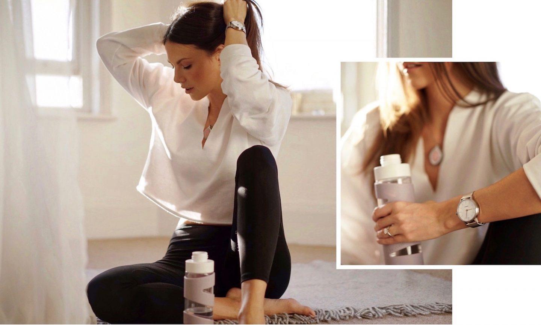 Workout Bellabeat Time x Stephanie Waxberg