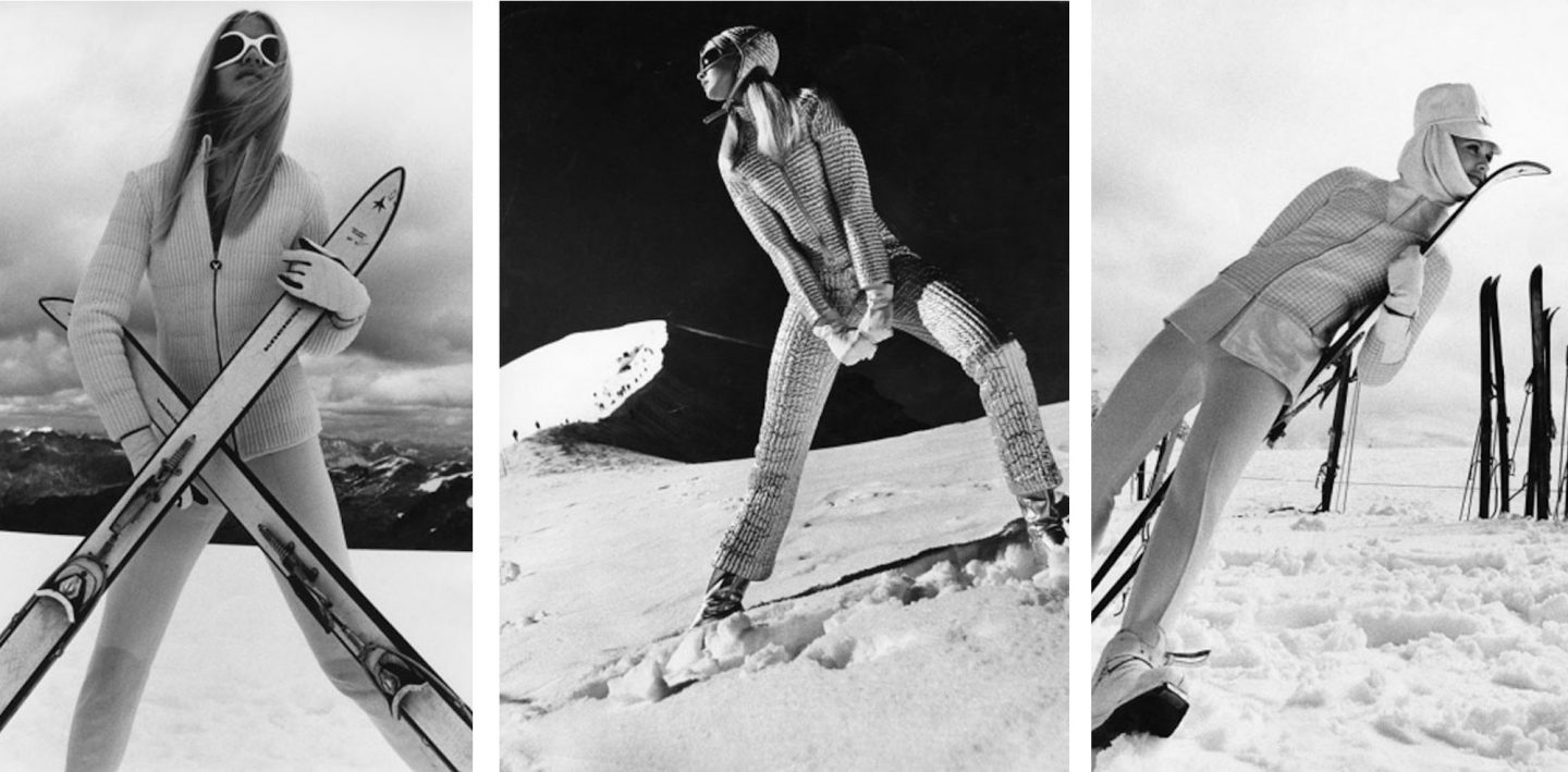 Retro Ski Style Shop For Skiwear Fashion Blogger