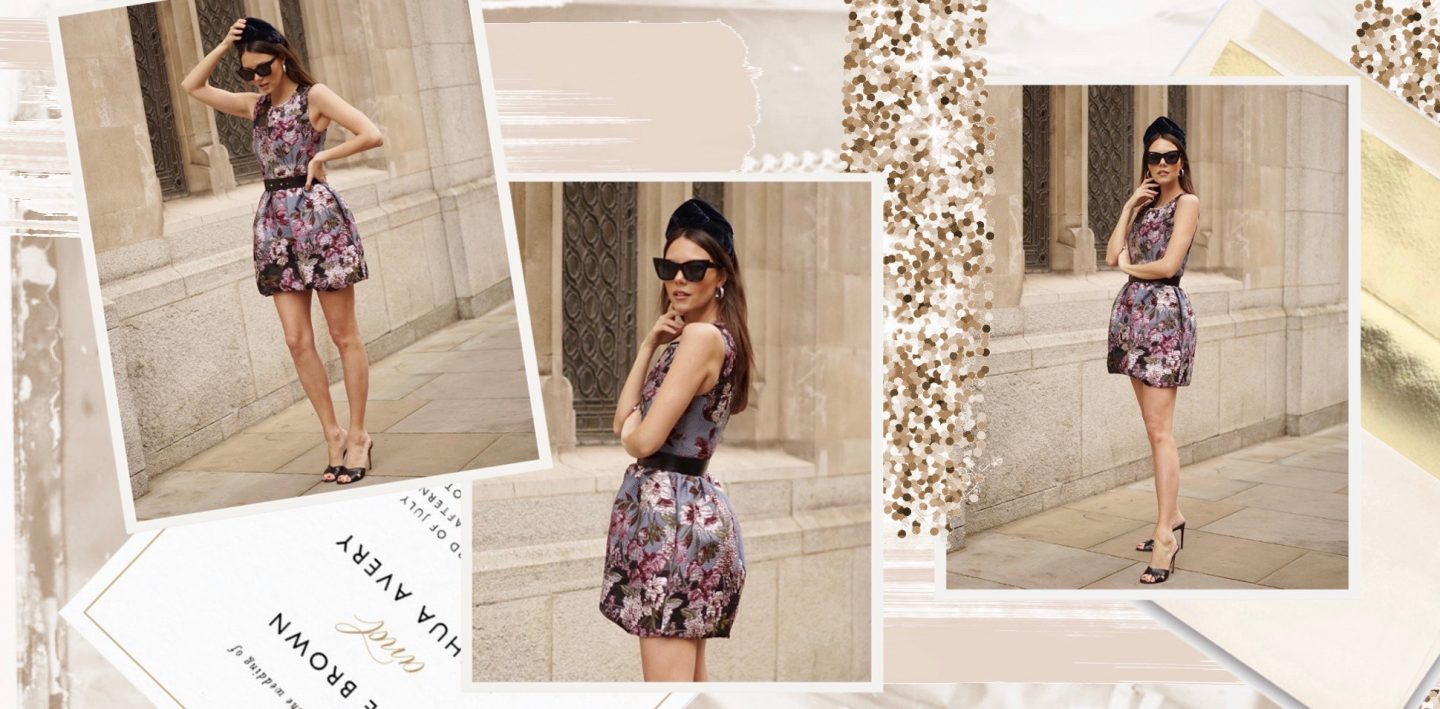 What to Wear Spring Summer Wedding Guest Style Fashion Blogger Title
