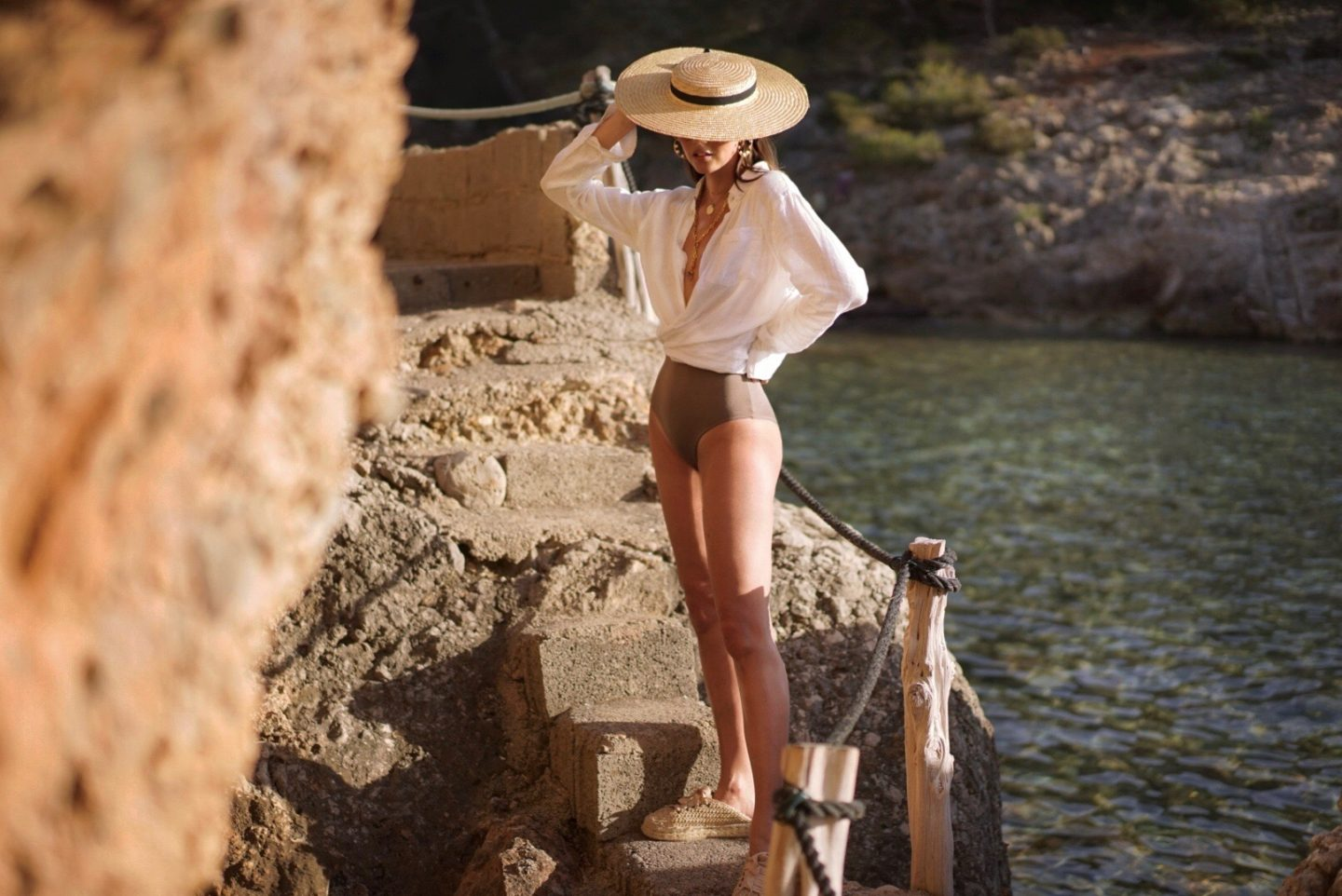 Best Straw Sun Hats Ibiza Fashion Blogger Style Shopping