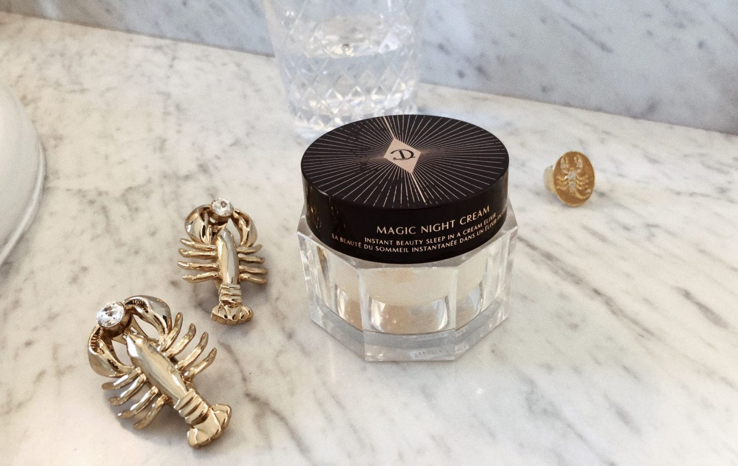 Beauty Products to Brighten Lockdown Charlotte Tilbury Magic Night Cream